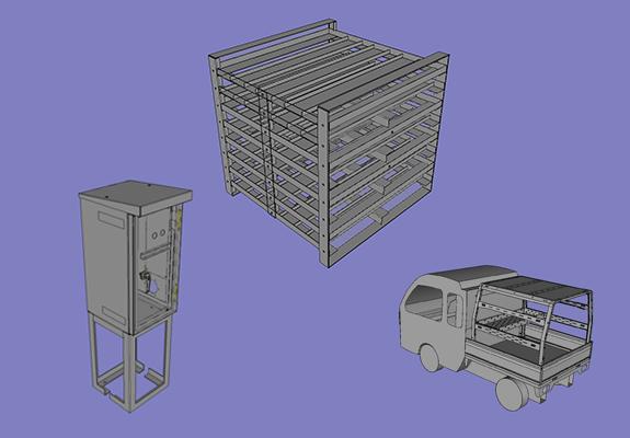CAD設計図